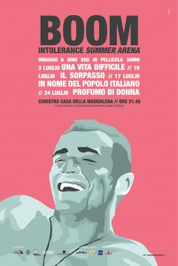 Boom Intolerance Summer Arena