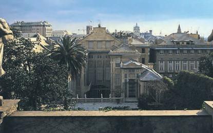 Palazzo Lomellino sede della 2^ Biennale di Genova 2017