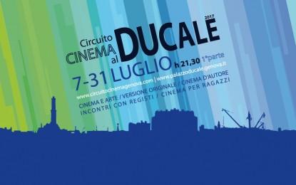 Il cinema sotto le stelle trova casa a Palazzo Ducale