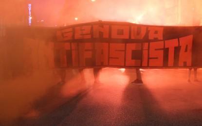 La Genova antifascista risponde alla chiamata: duemila persone sfilano in città per il 30 giugno. Le voci del corteo