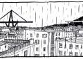 """La parte che manca. Il tradimento del 'patto' che ha fatto crollare Ponte Morandi. """"Noi siamo sempre là sotto"""""""