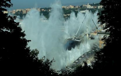 Addio Ponte Morandi, ora Genova ha bisogno di giustizia