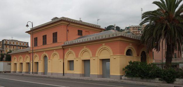 Vecchia stazione di Pra', la riconversione è su un binario morto? Lo scontro sui progetti tra comune e municipio